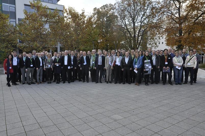 Die Teilnehmer des 8. AKAD Forums