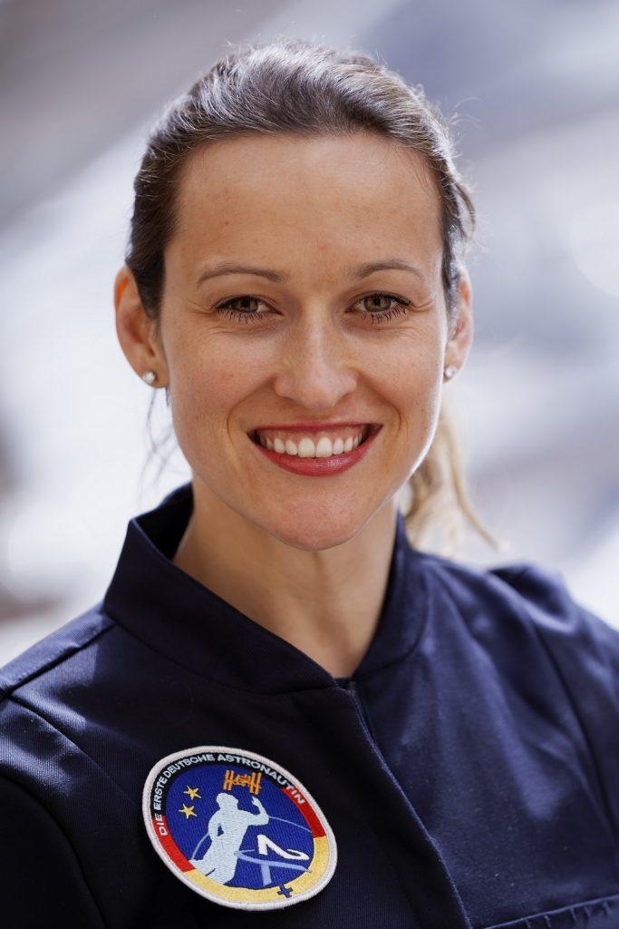 AKAD-Alumna Nicola Baumann greift nach den Sternen (Copyright: Astronautin GmbH)